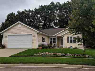 Merrimac WI Single Family Home For Sale: $269,900