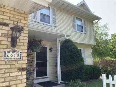 Deforest Single Family Home For Sale: 6618 Winding Way