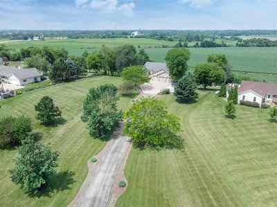 Dodge County Single Family Home For Sale: N3761 O'connor Rd