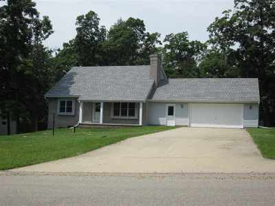 Columbia County Single Family Home For Sale: N7595 Turtle Tr