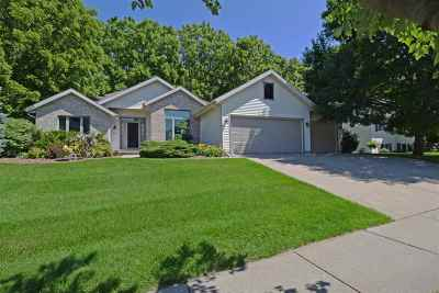 Baraboo WI Single Family Home For Sale: $319,900