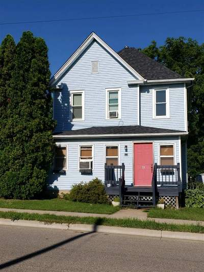 Platteville Single Family Home For Sale: 720 N 4th St