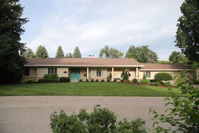 Janesville Single Family Home For Sale: 1961 Eastwood Ave