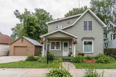 Sauk County Single Family Home For Sale: 225 S James Ave