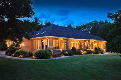 Wisconsin Dells Single Family Home For Sale: 1403 Pleasant View Dr
