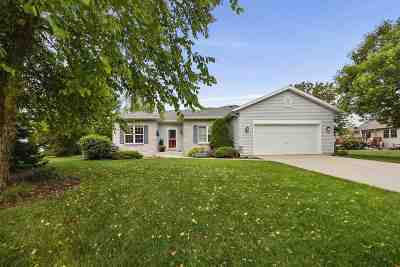 Dane County Single Family Home For Sale: 1108 Tara Dr