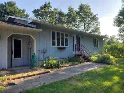 Wisconsin Dells Single Family Home For Sale: 3655 13th Dr