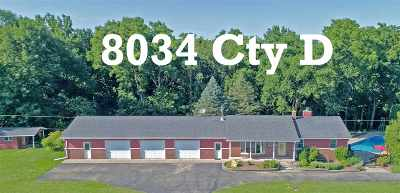 Platteville Single Family Home For Sale: 8034 County Road D