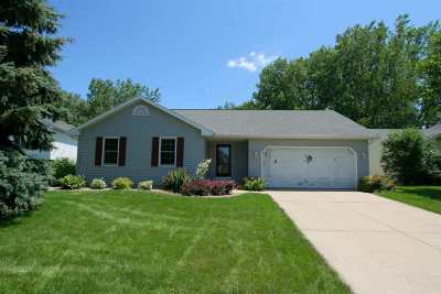 Madison Single Family Home For Sale: 3349 Basil Dr