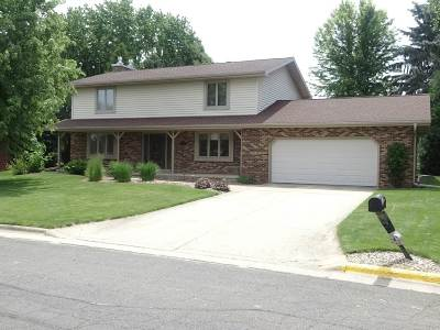 Waunakee Single Family Home For Sale: 210 Winston Way