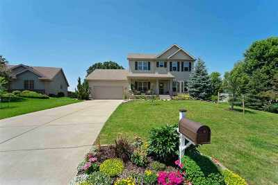Verona Single Family Home For Sale: 5 Gander Cir