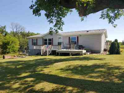 Wisconsin Dells Single Family Home For Sale: 1184 Freedom Ct