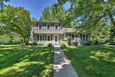 Madison Single Family Home For Sale: 7414 Sawmill Rd