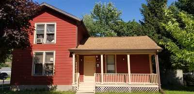 Janesville Multi Family Home For Sale: 603 S Academy St