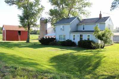 Columbia County Single Family Home For Sale: N4149 Fur Farm Rd