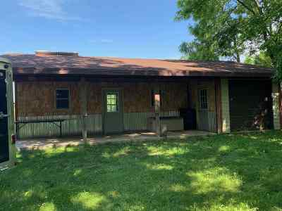 Cassville Single Family Home For Sale: 11069 Settlement Rd