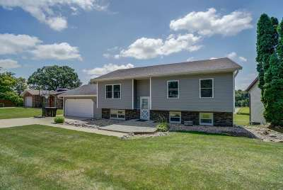 Deforest Single Family Home For Sale: 613 Acker Pky