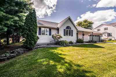 Rock County Single Family Home For Sale: 109 Joshua Dr