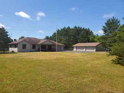 Wisconsin Dells Single Family Home For Sale: 911 Gillette Ln