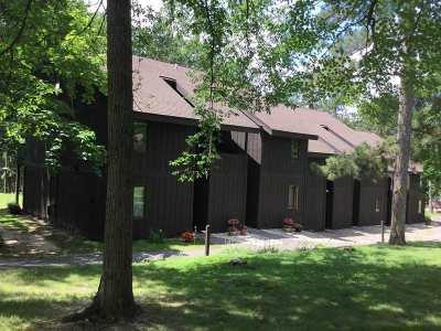 Wisconsin Dells Condo/Townhouse For Sale: 2 Cedar Tr #2