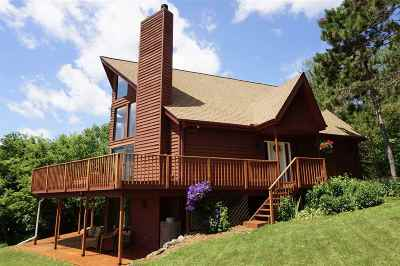 Merrimac Single Family Home For Sale: S6307 Yum Yum Hill Rd