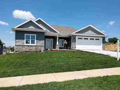Dane County Single Family Home For Sale: 6268 Stone Gate Dr