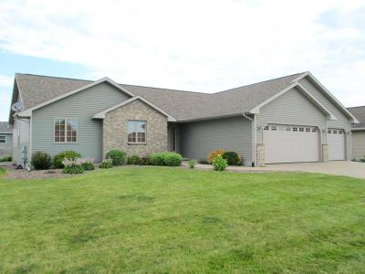 Rock County Single Family Home For Sale: 606 Emmanuel Ct