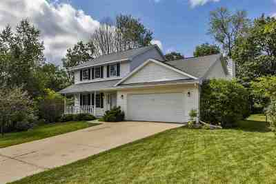 Dane County Single Family Home For Sale: 1624 Erin Hill