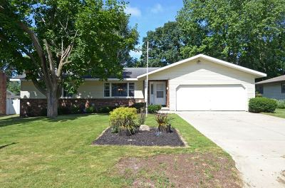 Columbia County Single Family Home For Sale: 2302 Woodcrest Dr