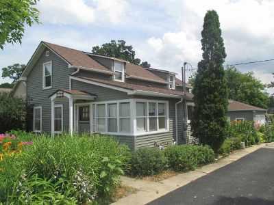 Windsor Single Family Home For Sale: 6798 Depot St