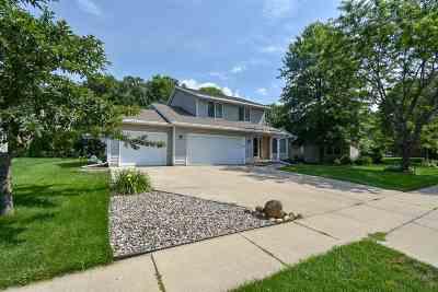 Stoughton WI Single Family Home For Sale: $334,900