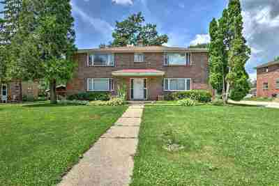 Madison Multi Family Home For Sale: 5834 Balsam Rd
