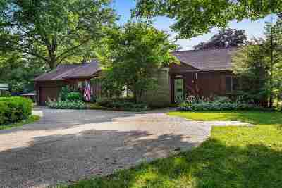 Rock County Single Family Home For Sale: 1730 Morgan Terrace