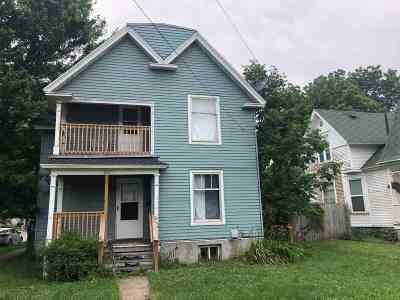 Evansville Multi Family Home For Sale: 313 S Madison St