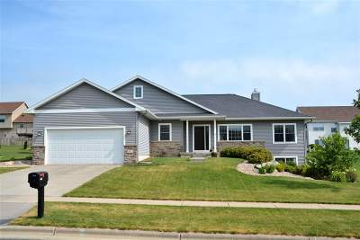 Dane WI Single Family Home For Sale: $349,900