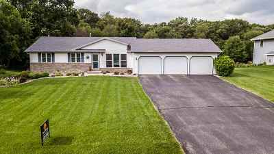 Rock County Single Family Home For Sale: 6238 W Burrwood Dr