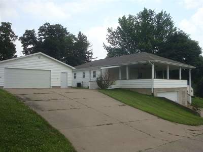 Potosi Single Family Home For Sale: 101 16th