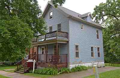 Madison Multi Family Home For Sale: 1325 Chandler St