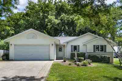 Dane County Single Family Home For Sale: 2617 Portage Rd