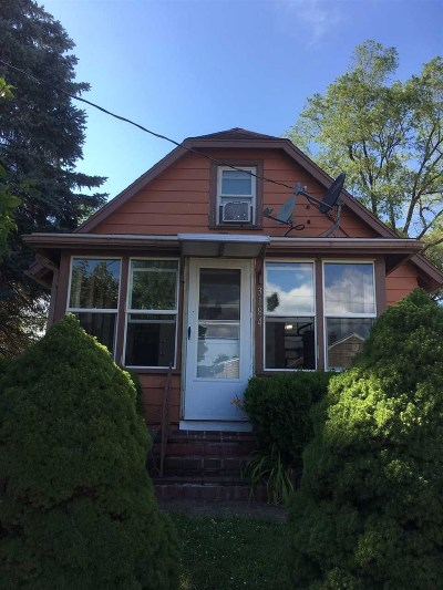 Madison Single Family Home For Sale: 3184 Ridgeway Ave