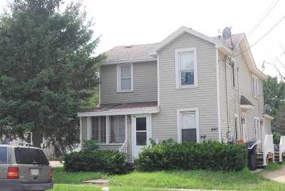 Janesville Multi Family Home For Sale: 441 N Pearl St