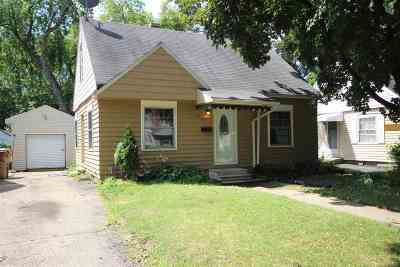 Madison Single Family Home For Sale: 2609 Myrtle St