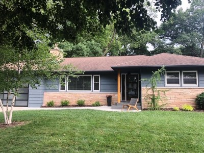 Madison WI Single Family Home For Sale: $619,900