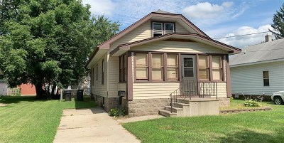 Beloit Single Family Home For Sale: 1227 8th St