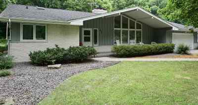 Janesville Single Family Home For Sale: 478 Mohawk Rd