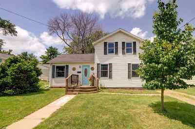 Marshall Single Family Home For Sale: 145 N Beebe St
