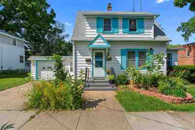 Madison Single Family Home For Sale: 2418 Bashford Ave