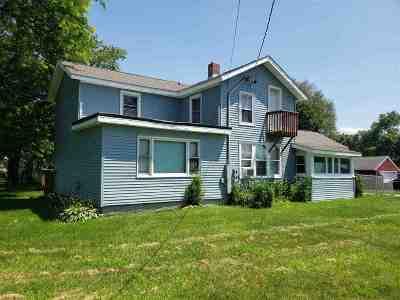 Janesville Multi Family Home For Sale: 2317 Center Ave