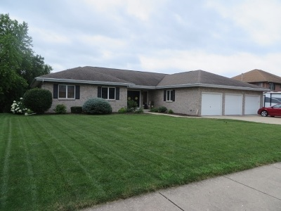 Janesville Single Family Home For Sale: 4116 Park View Dr