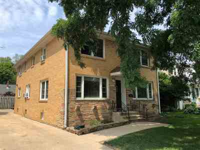 Madison Multi Family Home For Sale: 1722 N Sherman Ave